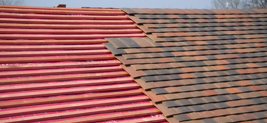 Clay or Slate Roof
